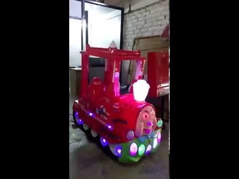 Happy Engine Kiddies Ride