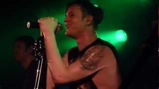 4Lyn - Lyn Live @ Kulturfabrik KuFa Krefeld 2.11.2012