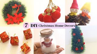 7 Simple Christmas Gift Ideas / Easy Handmade Christmas Crafts DIY Decorations By Aloha Crafts