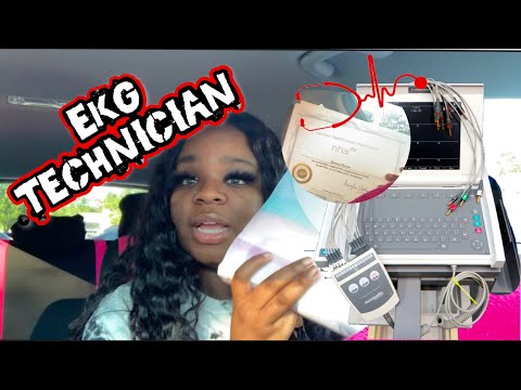 NHA Certification | EKG Tech (Notes) - YouTube