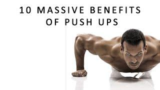 10 BENEFITS OF PUSH UPS