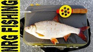 Ловля рыбы зимой на вымя