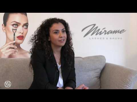 Interview 1 Claudia Romero (CEO Mírame Lashes & Brows) for M2 Beaute