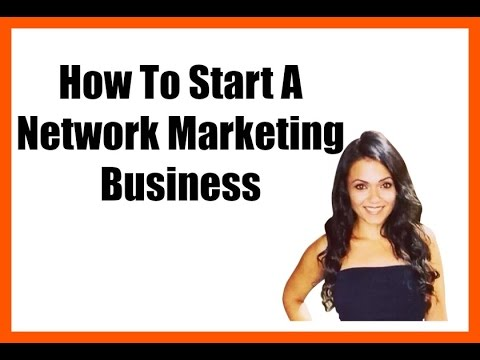 , title : 'How To Start A Network Marketing Business