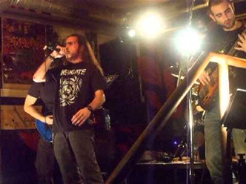Hellgate - Dusted from Orion.  Live Hangar77 Vigo. 15-12-12