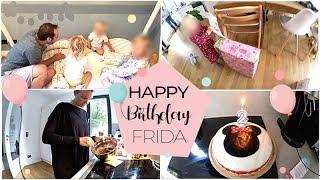 Fridas 2. Geburtstag 🎂   Micky Maus Torte & Geschenke   Isabeau
