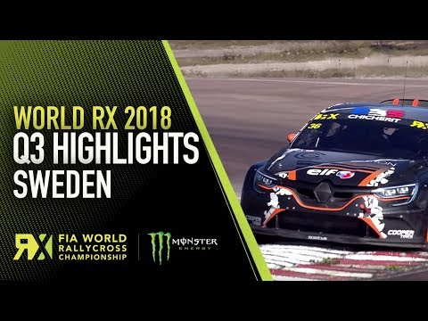 World RX Q3 Highlights | World RX of Norway