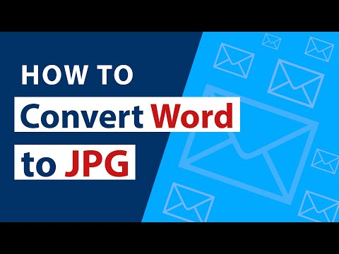 How Do I Convert Word to JPG Format using Step by Step Guide ?