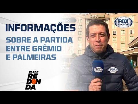 INFORMAÇÕES DE GRÊMIO E PALMEIRAS!