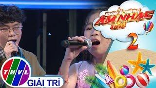 THVL   Đấu trường âm nhạc nhí - Tập 2[3]: Mẹ tôi - Ngọc Nhi, Minh Nhật