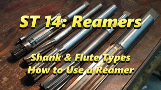 Shop Talk 14: Reamers