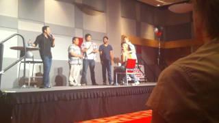 Steve Byrne's Boy Band Preforms at UNLV - Video Youtube