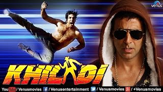 Khiladi  Hindi Movies Full Movie  Akshay Kumar Movies  Latest Bollywood Movies  Hindi Movies