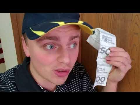 Fast Food Receipts