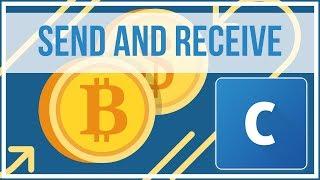 Wie schicke ich Bitcoin von der CoinBase nach Munzen?