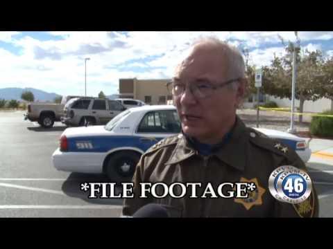 Deputy Alex Cox - Nye County,NV Sheriff's Office - смотреть
