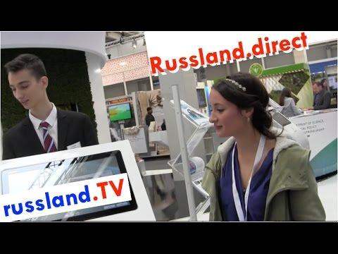 Russensuche auf Hannovermesse [Video]