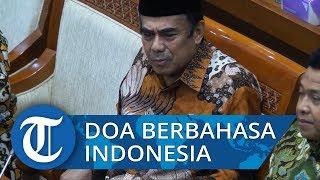Begini Penjelasan Fachrul Razi Tentang Imbauan Doa Berbahasa Indonesia