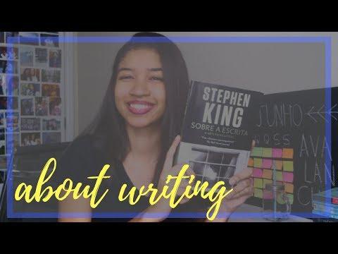 STEPHEN KING ME ENSINOU A ESCREVER? | AVALANCHE LITERÁRIA