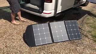 VW T6 California - Solar