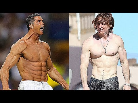 Cristiano Ronaldo Vs Luka Modric Transformation ★ 2018