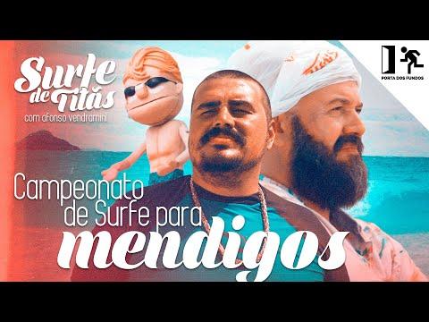 EPISÓDIO 5 - CAMPEONATO DE SURF PARA MENDIGOS
