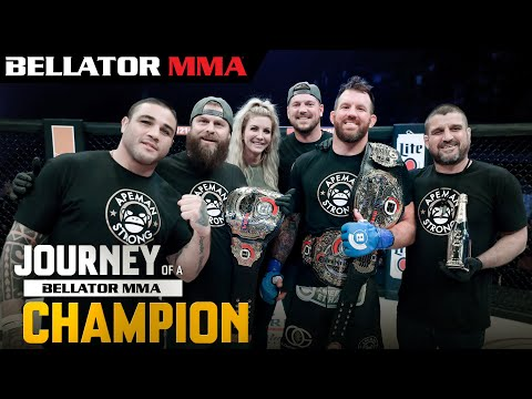 Journey Of A Champion: Ryan Bader l BELLATOR MMA