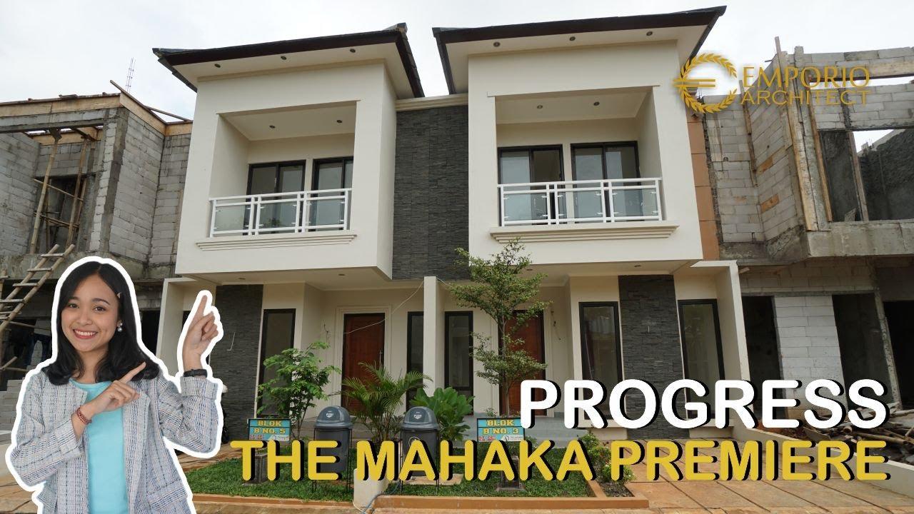 Video Hasil Konstruksi The Mahaka Premiere Villa Bali 2 Floors Design - Bekasi