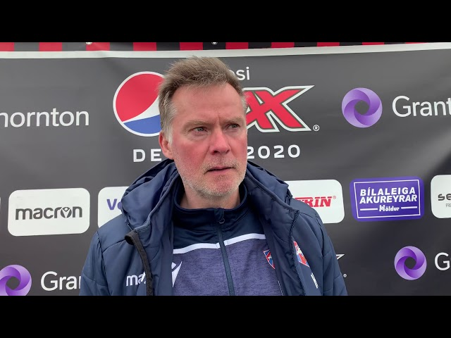 Heimir Guðjóns: Þurfum að finna stöðugleika