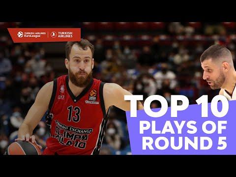 Regular Season, Round 5: Top 10 plays