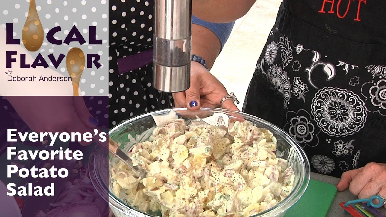 Everyone's Favorite Potato Salad