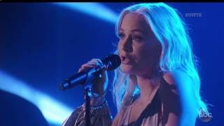 Zara Larsson - Ain't My Fault & Never Forget You - Dancing With The Stars