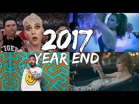 Pop Songs World 2017 | Year - End Mashup