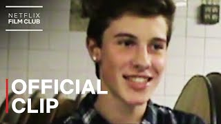 The First EVER Shawn Mendes Concert Clip | SHAWN MENDES: IN WONDER | Netflix