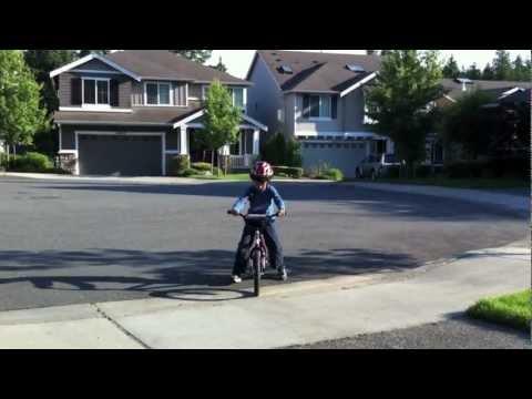 Μάθετε πως να κάνετε ποδήλατο σε 5 εύκολα βήματα