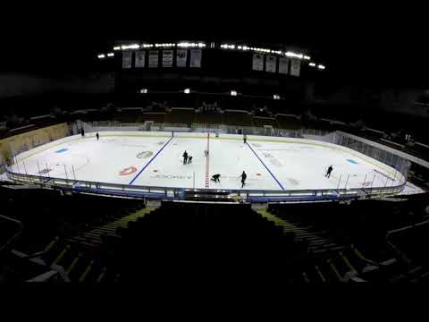 [MIL] 2018 Admirals Ice Build Timelapse