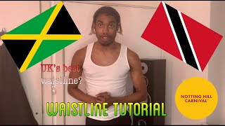 Waistline Tutorial (The UK's Best Waistline) - ITSJMUNI