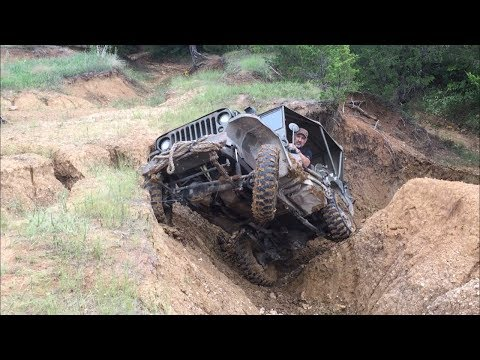Willys Reunion Wheeling at Potawatomi Off-road Park