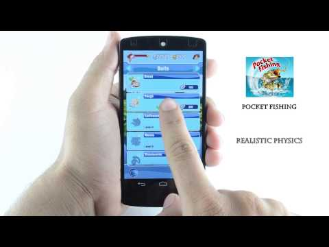 Video of Pocket Fishing