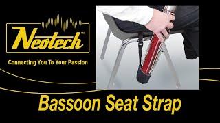 Bassoon Seat Strap | Neotech
