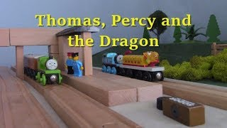 Thomas, Percy And The Dragon - Wooden Remake