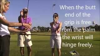 Golf Grip Tip