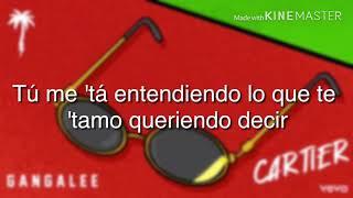 Cartier (Letra) - Farruko, Darell & El Micha