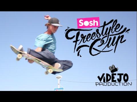 Robin Bolian - Sosh Freestyle Cup 2016