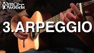 3.Apreggio - Ben Woods Flamenco Guitar Techniques