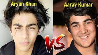 Shahrukh Khan Son Vs Akshay Kumar Son - Who is the Most Fashionable