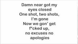 DJ Khaled - Take It To The Head ft. Chris Brown, Rick Ross, Nicki Minaj & Lil Wayne - Lyrics [HD]