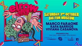 Rafa Barrios - Live @ elrowSHOW: Big Fun Musem 2020