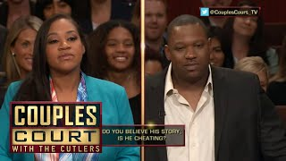 Before I Say I Do! Woman Thinks Fiance Is Cheating Before Wedding Day (Full Episode) | Couples Court