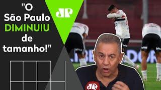 São Paulo CAI na Libertadores, e Flavio Prado DÁ NO MEIO: